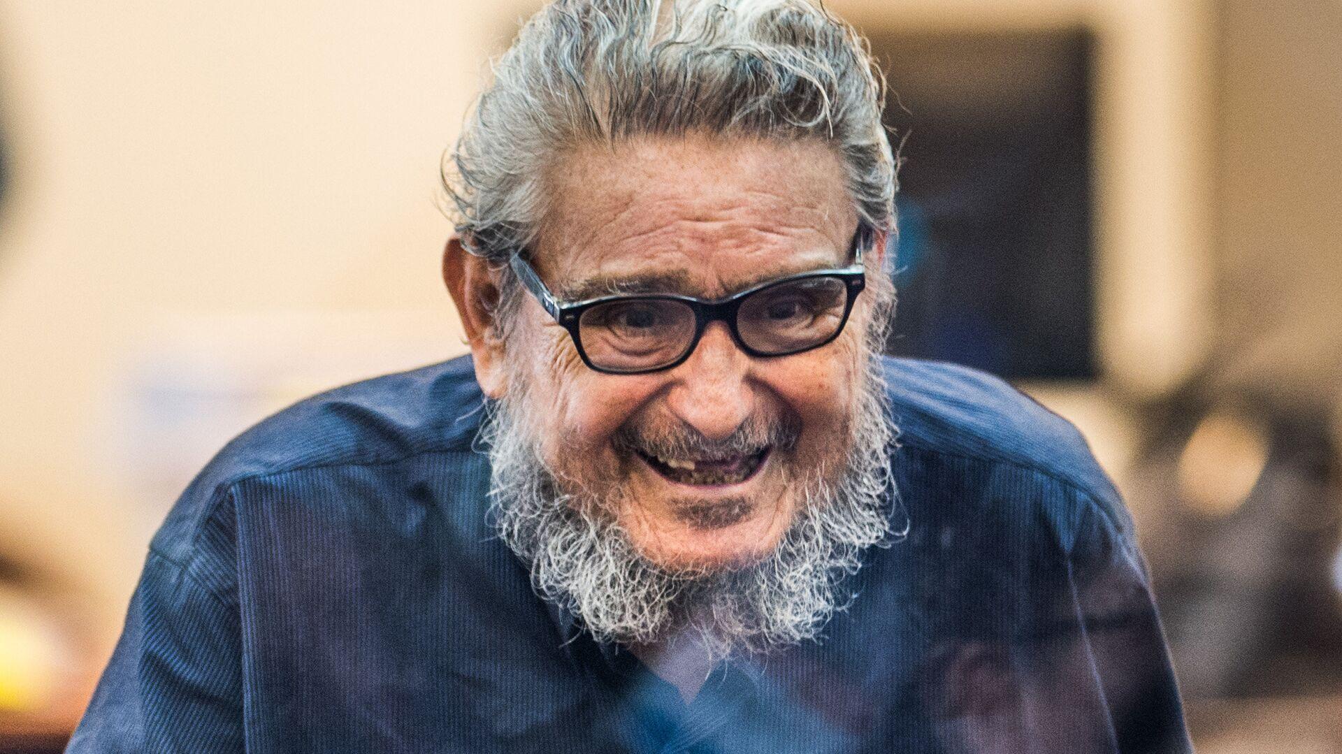Abimael Guzmán, líder del grupo armado Sendero Luminoso de Perú (archivo) - Sputnik Mundo, 1920, 17.09.2021