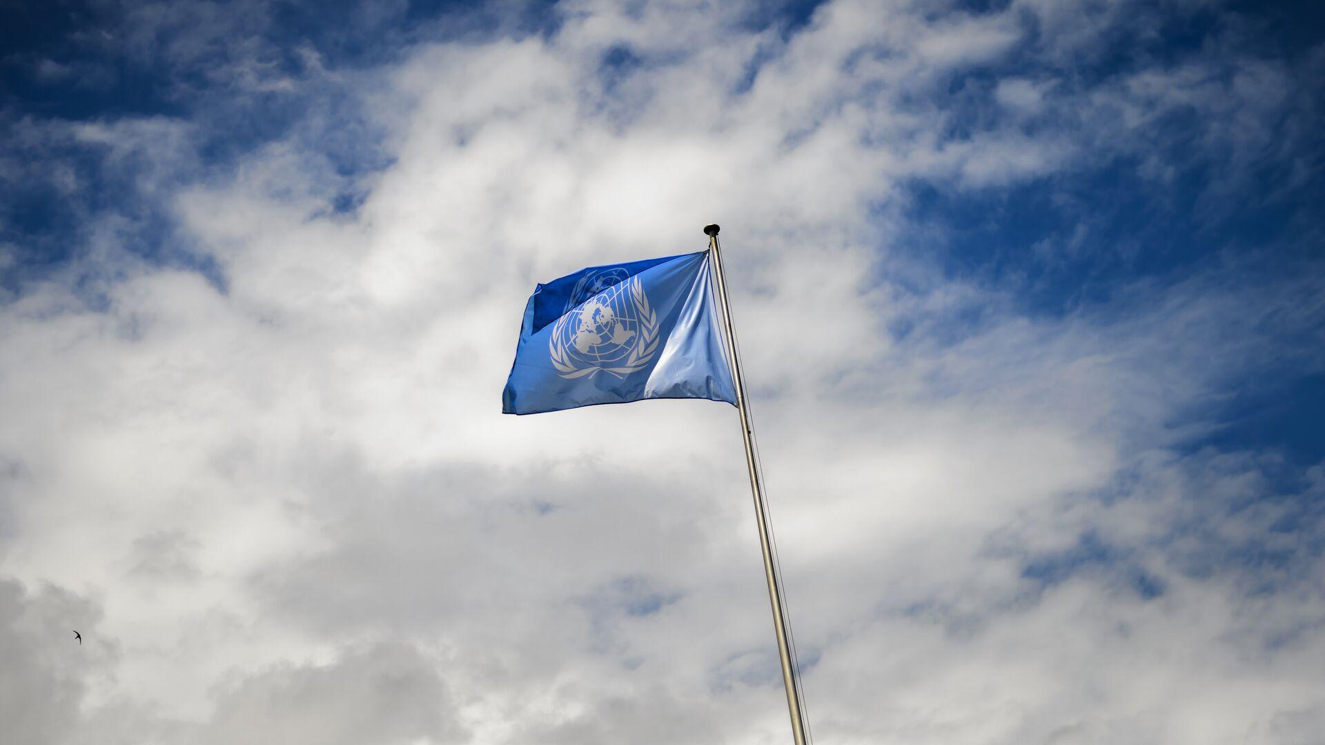 La bandera de la ONU - Sputnik Mundo, 1920, 26.03.2021