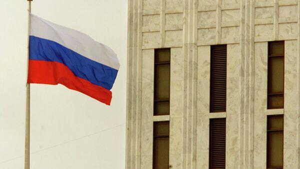 Embajada de Rusia en Washington (archivo) - Sputnik Mundo