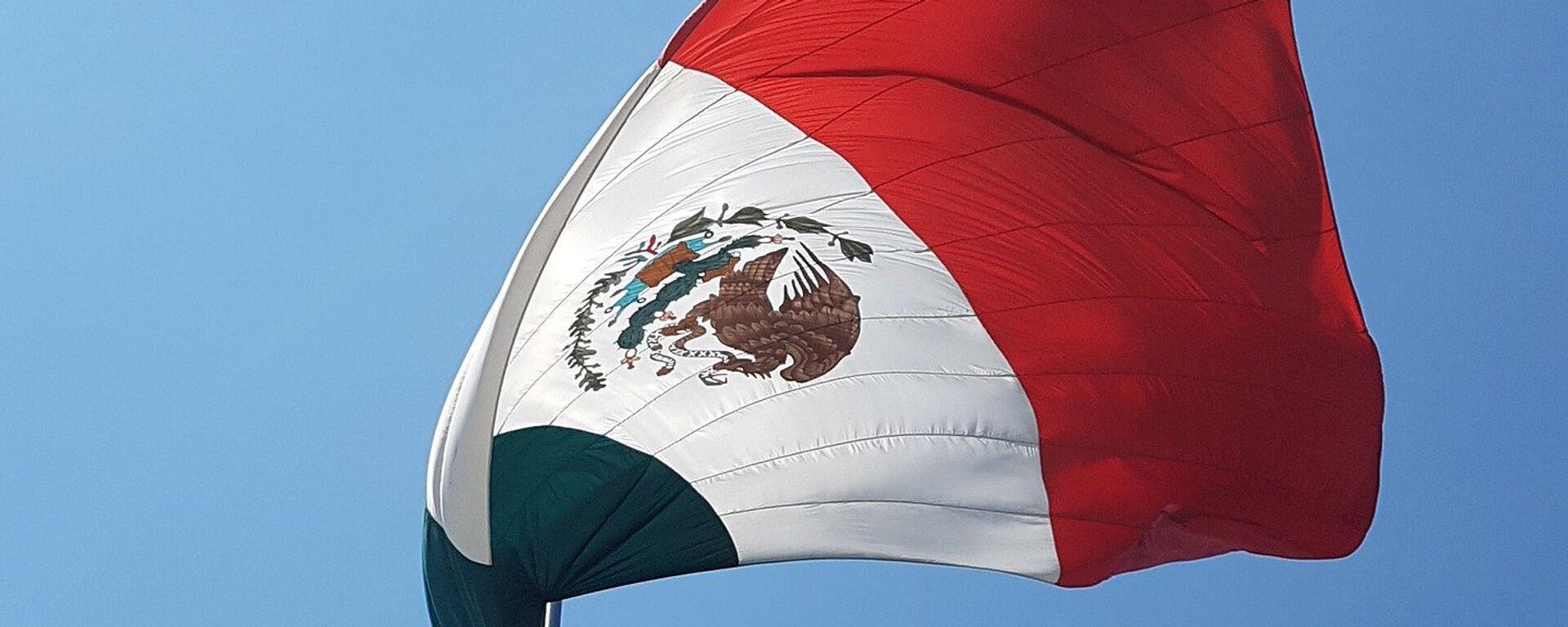 Bandera de México - Sputnik Mundo, 1920, 06.04.2021
