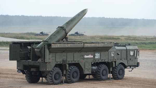 Sistema de misiles Iskander-M - Sputnik Mundo