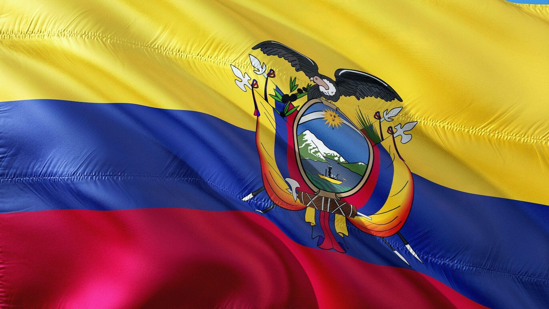 La bandera de Ecuador - Sputnik Mundo, 1920, 20.03.2021