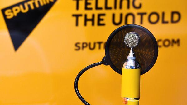 Logo de la agencia de noticias y radio Sputnik - Sputnik Mundo