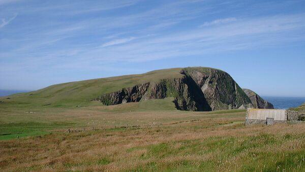 Las islas Shetlands - Sputnik Mundo
