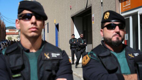 Guardia Civil de España - Sputnik Mundo