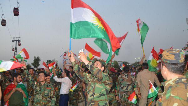 Referéndum en el Kurdistán iraquí - Sputnik Mundo