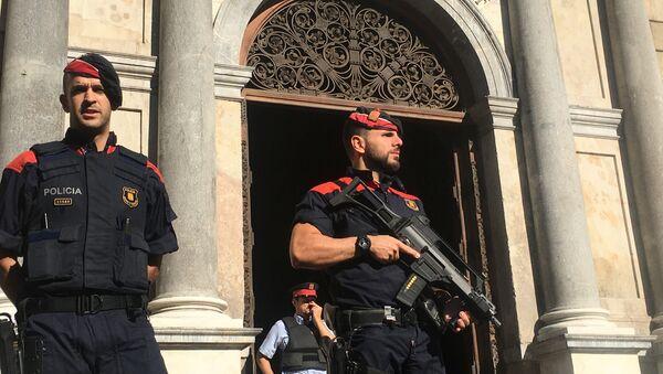 Mossos d'Esquadra, la Policía catalana - Sputnik Mundo