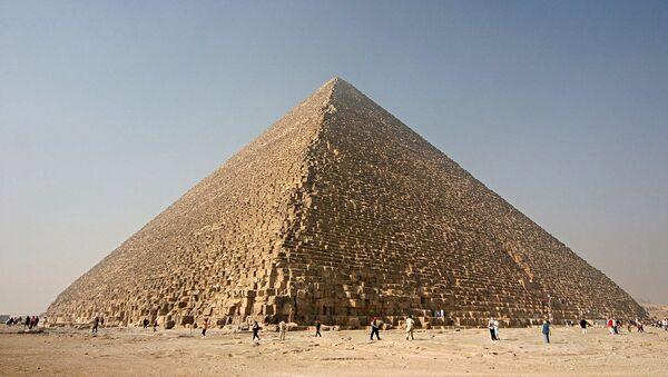 La Pirámide de Keops (archivo) - Sputnik Mundo