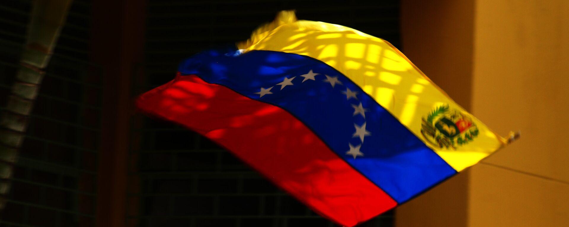Bandera de Venezuela - Sputnik Mundo, 1920, 09.09.2021