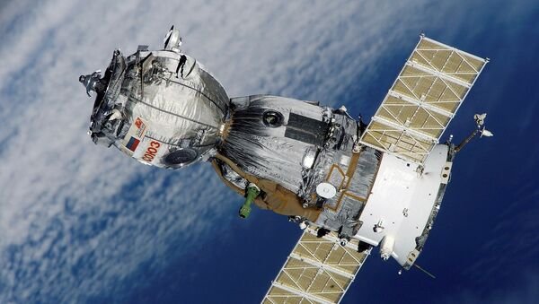 Un satélite Soyuz - Sputnik Mundo