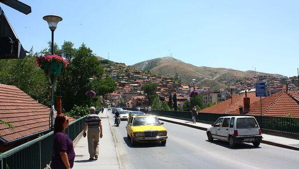 Veles, Macedonia - Sputnik Mundo