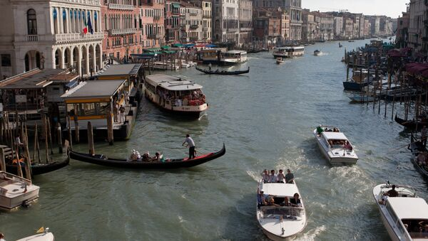 Venecia, capital de la región italiana de Véneto - Sputnik Mundo