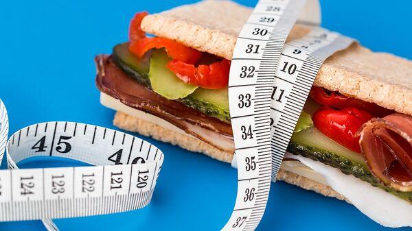 Dieta (imagen referencial) - Sputnik Mundo