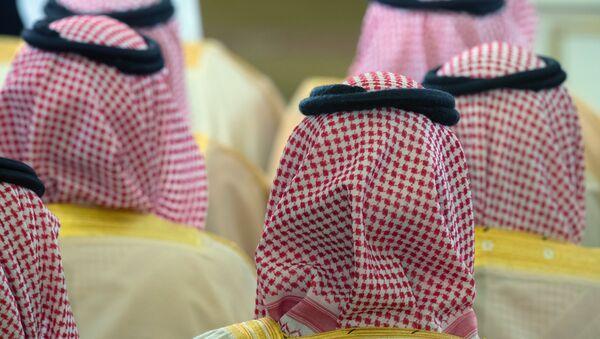 Delegación de Arabia Saudí de visita oficial en Rusia - Sputnik Mundo