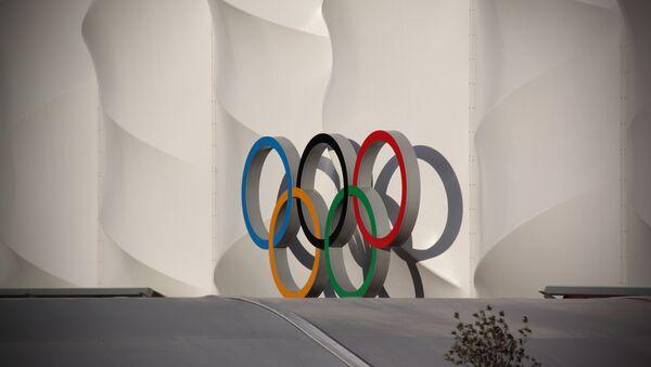 El símbolo de los Juegos Olímpicos - Sputnik Mundo
