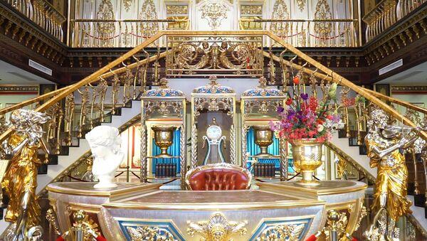 Empresario chino se hace con su propio Palacio de Versalles - Sputnik Mundo