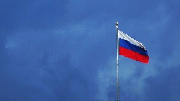 Bandera de Rusia - Sputnik Mundo