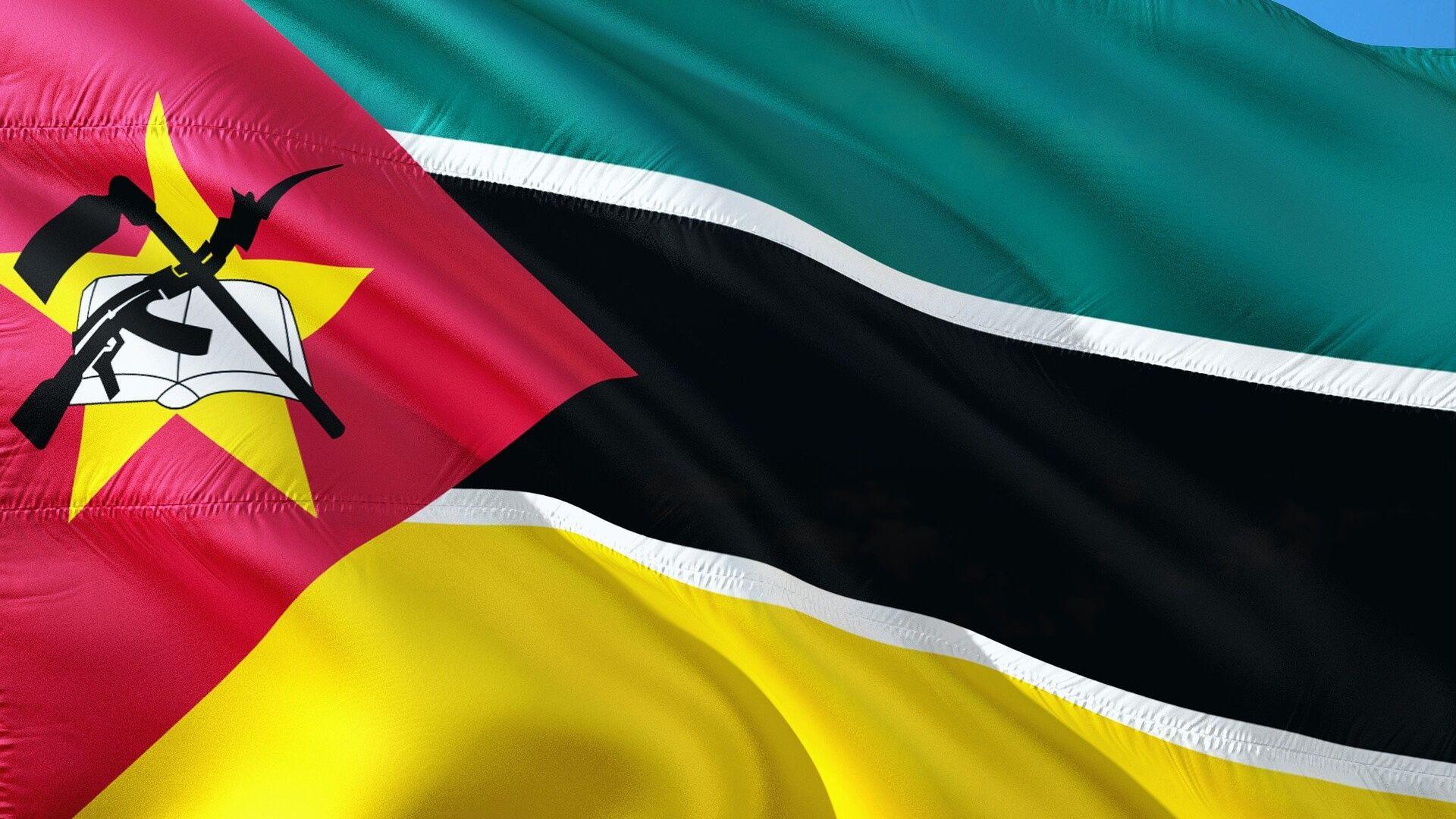 La bandera de Mozambique - Sputnik Mundo, 1920, 29.03.2021