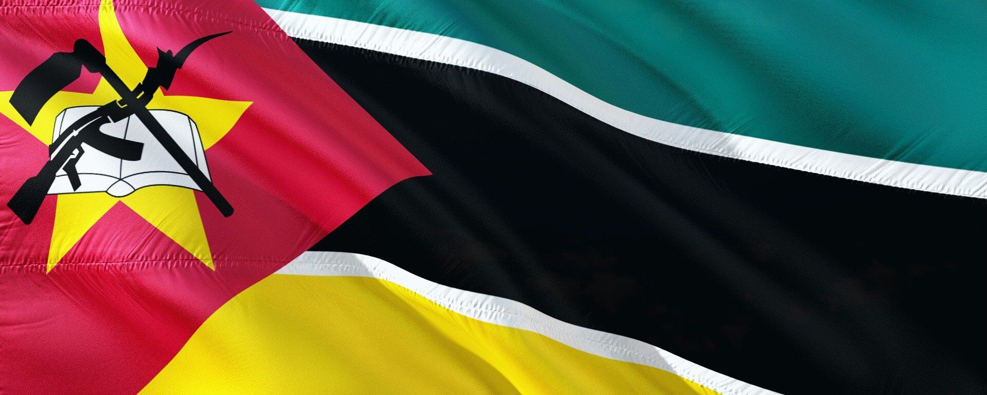 La bandera de Mozambique - Sputnik Mundo, 1920, 02.03.2021