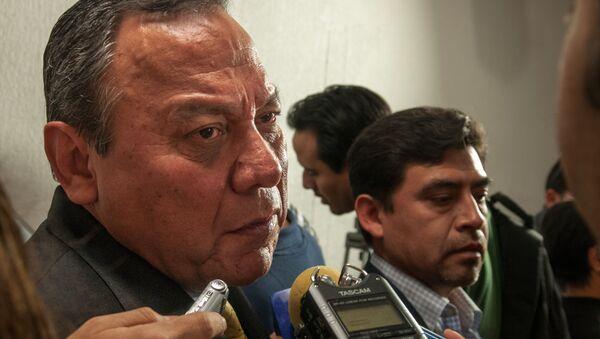 Jesús Zambrano, diputado mexicano - Sputnik Mundo