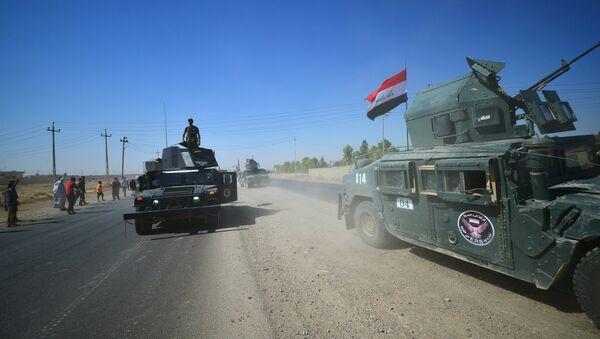 Tropas iraquíes avanza hacia Kirkuk - Sputnik Mundo