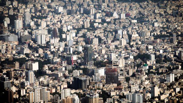 Teherán, capital de Irán (imagen referencial) - Sputnik Mundo
