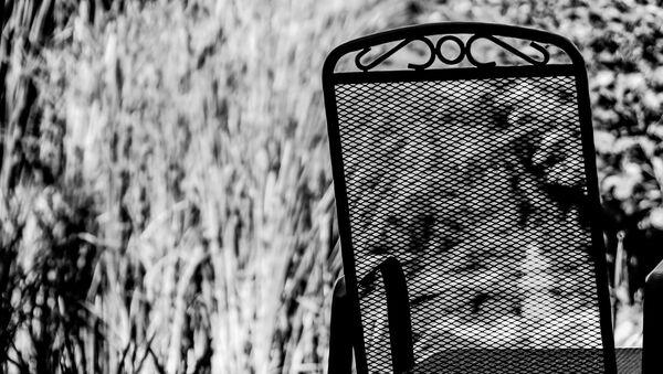 Una silla - Sputnik Mundo