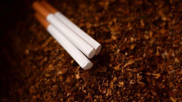 El consumo de tabaco es la principal causa de enfermedad, discapacidad y muerte en el mundo.  - Sputnik Mundo