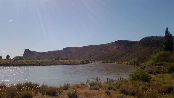 Río Chubut - Sputnik Mundo