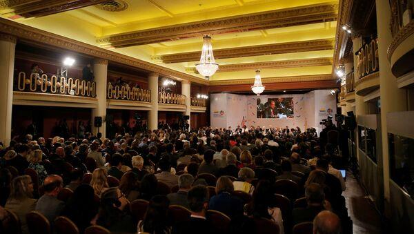 Conferencia Mundial sobre Enfermedades No Transmisibles en Montevideo, Uruguay - Sputnik Mundo