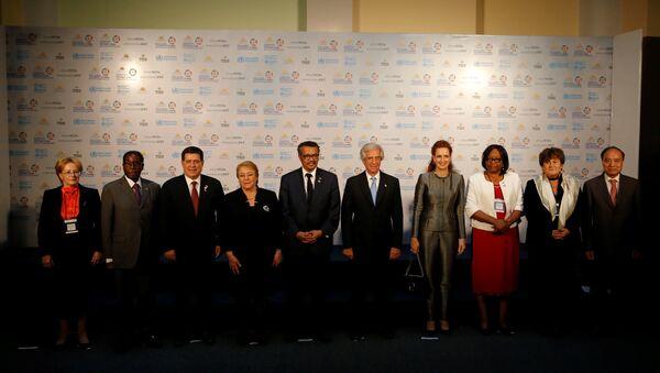 Participantes de la Conferencia Mundial sobre Enfermedades No Transmisibles - Sputnik Mundo
