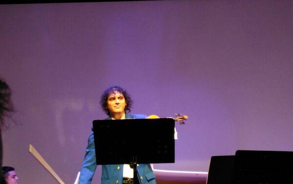 Juan Ignacio López García - Sputnik Mundo