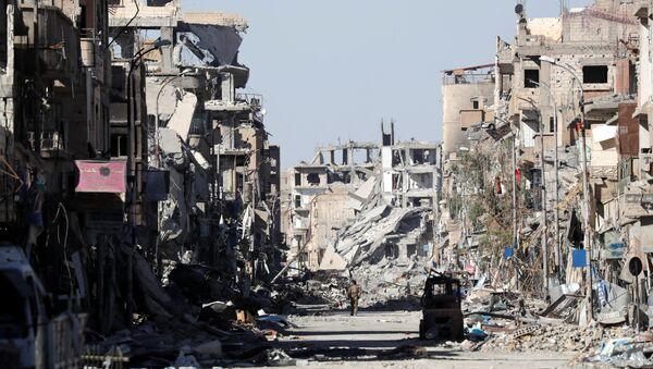 Al Raqa, Siria (archivo) - Sputnik Mundo