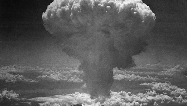Bombardeo de EEUU contra Nagasaki - Sputnik Mundo