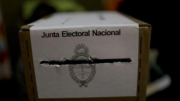 Elecciones legislativas en Argentina - Sputnik Mundo