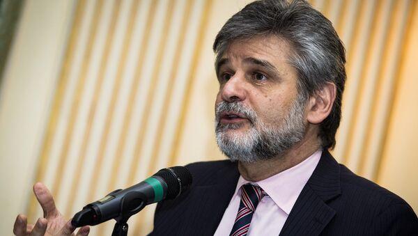 Daniel Filmus, exministro argentino de Educación y candidato a diputado por la ciudad de Buenos Aires (archivo) - Sputnik Mundo