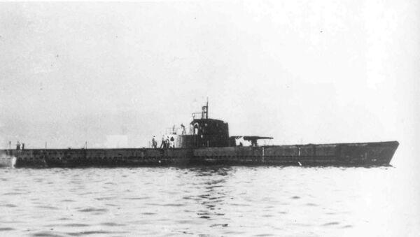 Submarino USS Herring - Sputnik Mundo