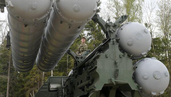 Sistema de misiles S-400 - Sputnik Mundo