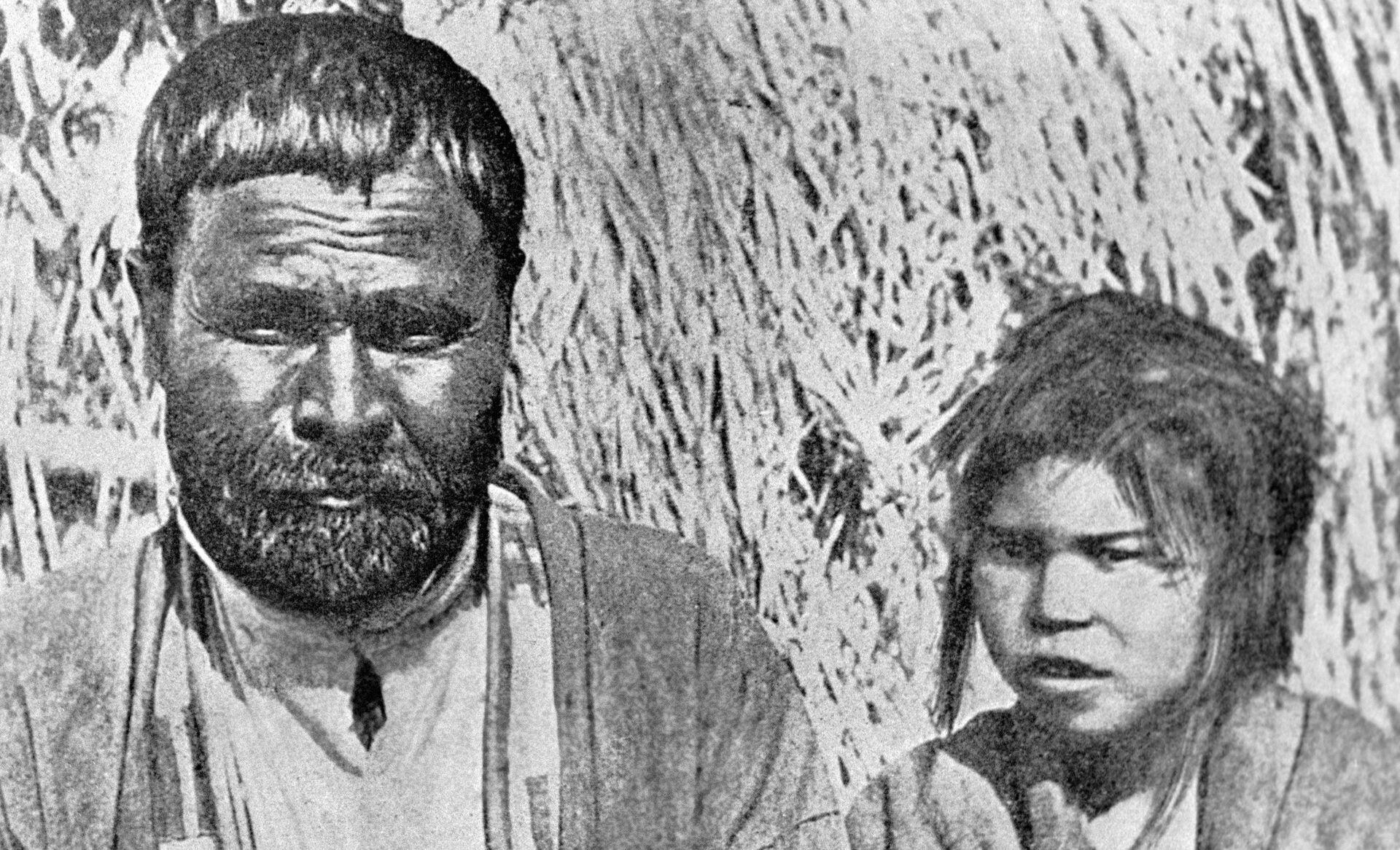 Los ainus, indígenas de las Kuriles - Sputnik Mundo, 1920, 11.02.2021