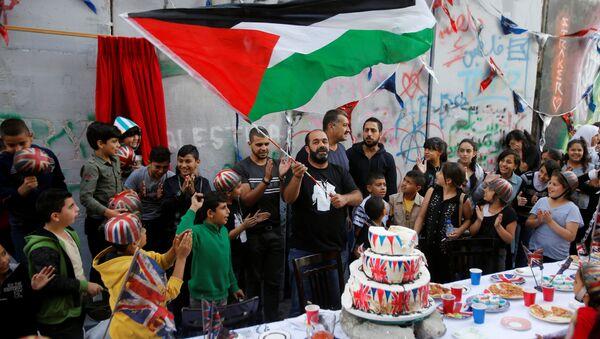 Protestas en Palestina contra la Declaración Balfour - Sputnik Mundo