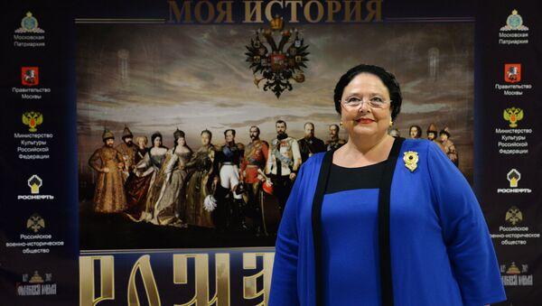 La jefa de la Casa Imperial rusa, María Vladímirovna Románova - Sputnik Mundo