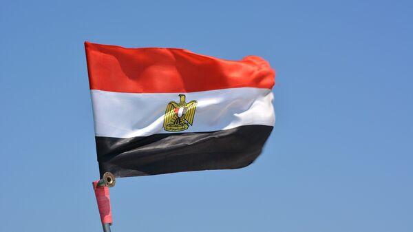 Bandera de Egipto - Sputnik Mundo
