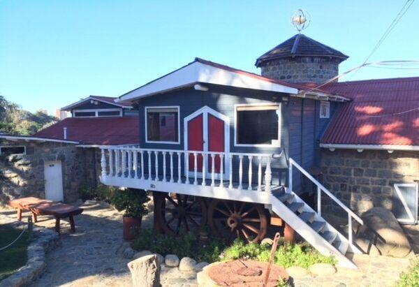 La casa de Pablo Neruda en Isla Negra, Chile. - Sputnik Mundo