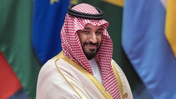 Mohamed bin Salman, el príncipe heredero y el jefe la comisión anticorrupción de Arabia Saudí (archivo) - Sputnik Mundo