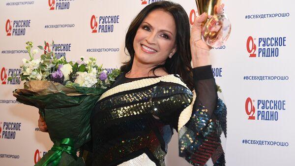 Sofia Rotaru, cantante ucraniana - Sputnik Mundo