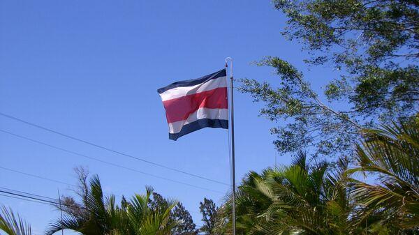 Bandera de Costa Rica - Sputnik Mundo