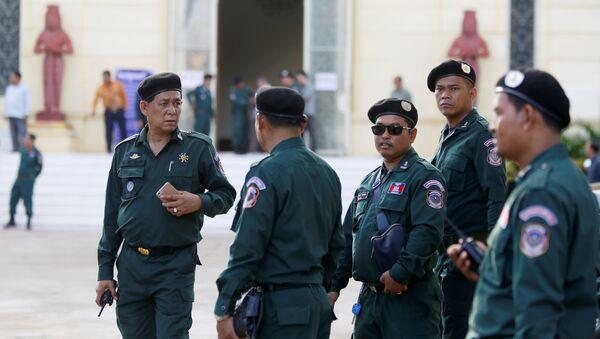 Situación en Camboya - Sputnik Mundo