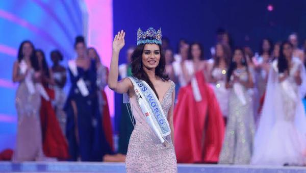 Manushi Chhillar, ganadora del concurso Miss Mundo 2017 - Sputnik Mundo