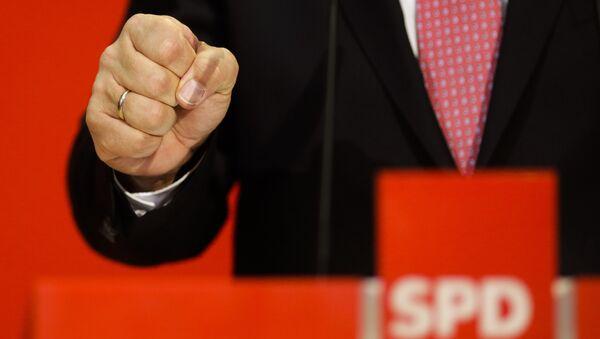 El Partido Socialdemócrata de Alemania (SPD) - Sputnik Mundo