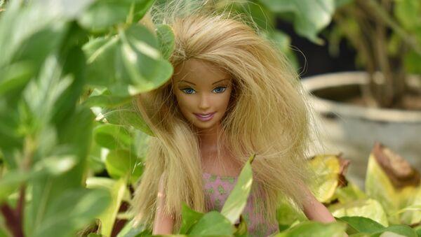Una muñeca Barbie - Sputnik Mundo